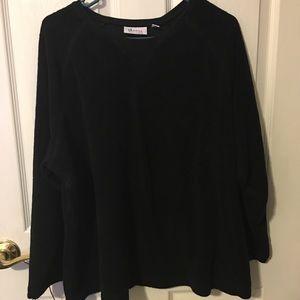D&co fleece Oversized Sweatshirt 4/$5